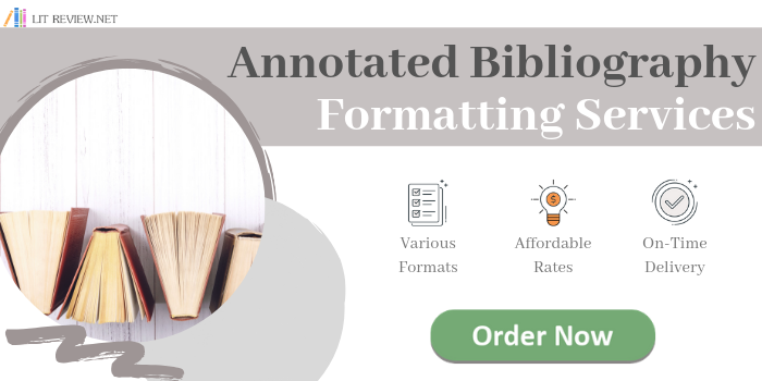 avail literature review formatting service