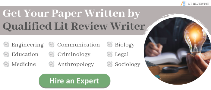 literature review writers for hire