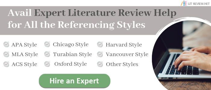 professional literature review help