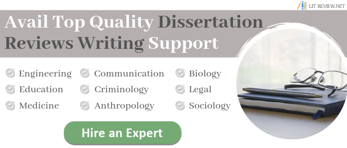 write my literature review for dissertation