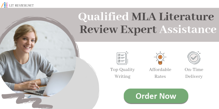 hire mla literature review expert