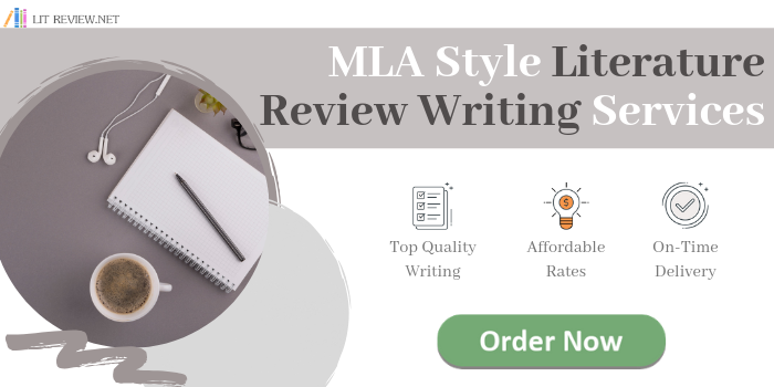 mla literature review writing help