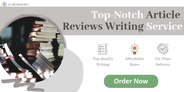 journal article review writing service