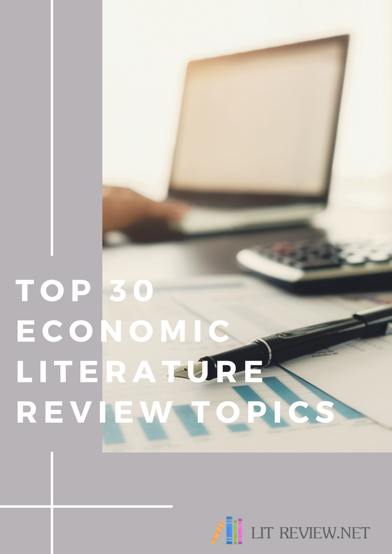 economic literature review topics