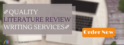 quality literature review writing services