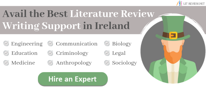 avail literature review writing services in dublin