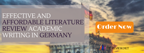 best literature review academic writing in germany