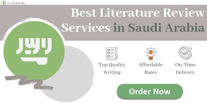 best saudi arabia writing literature review service