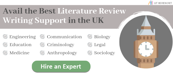 buy a literature review in london online