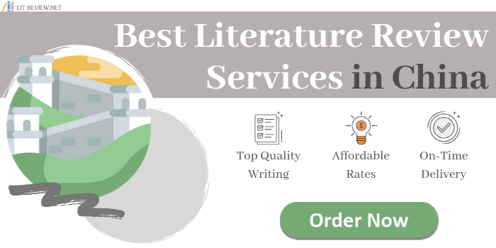 excellent chinese literature review writing service