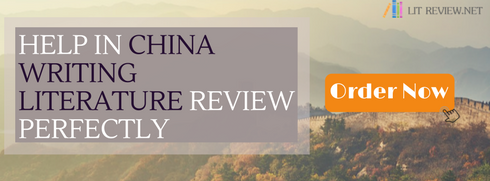 help conducting a literature review china