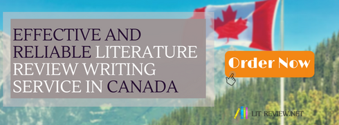 help writing about literature canada