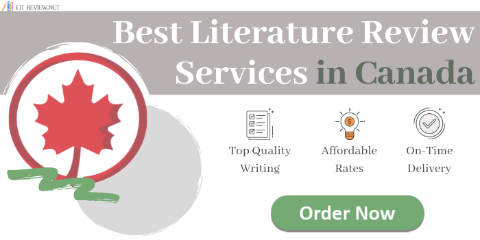 top literature review writing service in canada