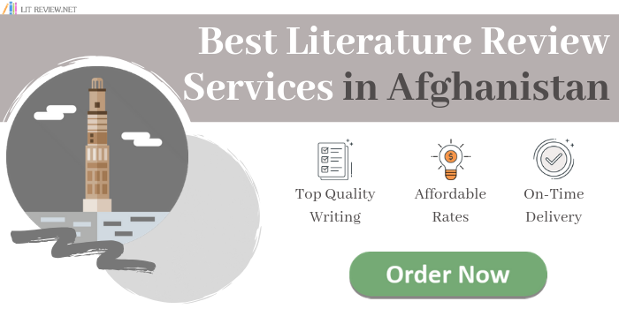 top notch literature review writing service afghanistan