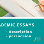 academic essay types