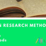 basic dissertation research methods