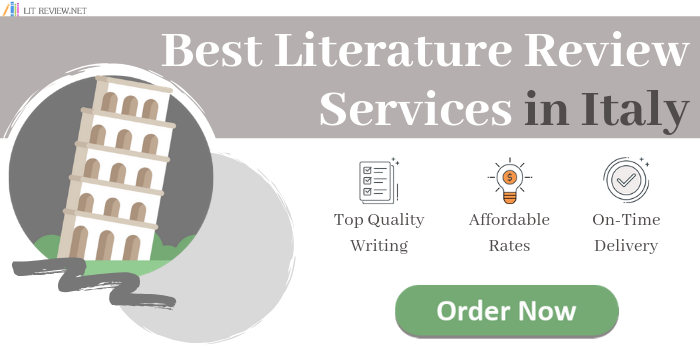 best literarure review writing service in italy