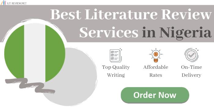 best literature review writing service nigeria