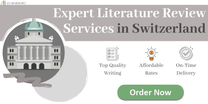 best literature review writing service switzerland