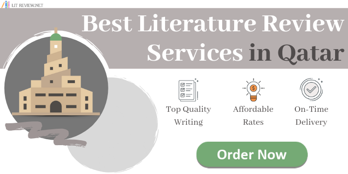 qatar literature review writing service online