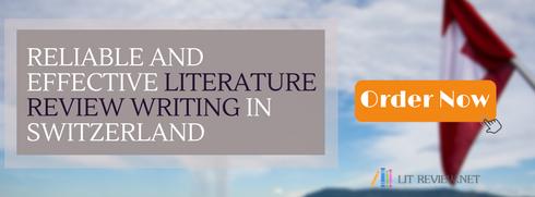 switzerland literature review in a dissertation