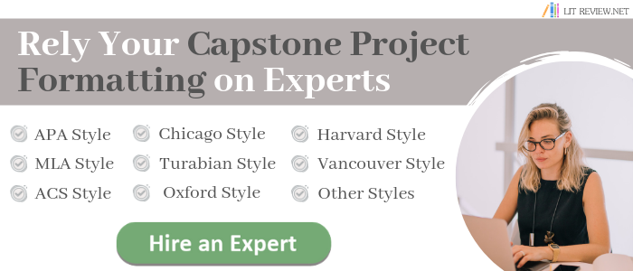 capstone project writing help online