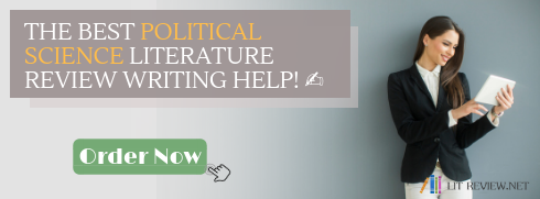 the best political science literature review topics online
