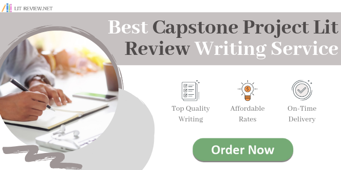 capstone project literature review writing service